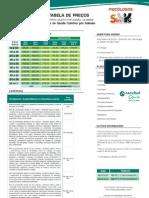 Tabela de Preco Sinpsi Medial - Divicom