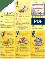 Lima Kunci Keamanan Pangan by BPOM
