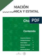 Información Económica de Chiapas 2016. (1)