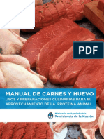 Manual de Carnes y Huevos