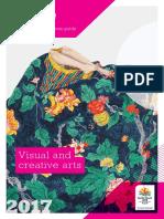 2017 Visual Creative Arts Degrees Guide