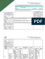 5to Ciencias U3 - Planificación - Salud Humana