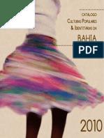 Catalogo Culturas Populares 2010