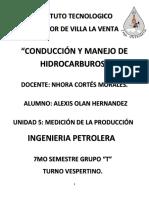 Unidad 5 Alexis