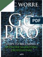 GO PRO - 7 pasos para Convertirse en un Profesional del Mercadeo en Redes.pdf