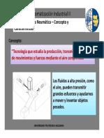 1.- Automatización II - Introducción a La Neumática