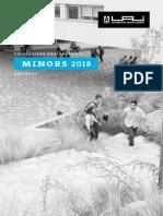 Folleto Minors 2018