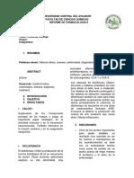 Informe HIstorias Clínicas 5