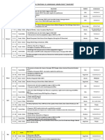 Agenda Pelatihan 2017