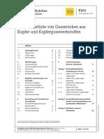 P_211 Volumendefiten Von Gusstucken Aus Cu