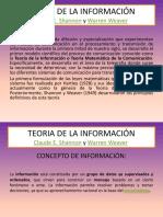 Teoria de La Información