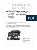 Nota Técnica Common Rail Delphi