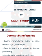 02 Apparel Manufacturing