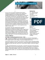 English 215 - Interdisciplinary Composition