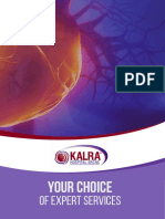 Kalra Hospital Brochure-Best Hospital in Delhi