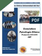 Modelo  Psicologia Revista