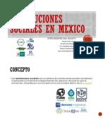Instituciones Sociales en Mexico 2000
