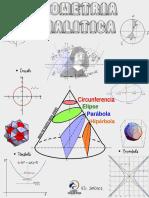 Portada Geometría Analítica-Por Valentin Garcia Jiménez