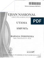 Soal UN Bahasa Indonesia SMP 2006 Paket 1.pdf
