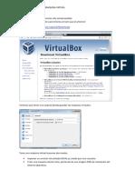 Pasos Para Crear Una Maquina Virtual