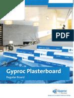 Gyproc Regular Boards