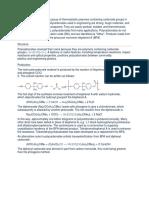 Polycarbonate s