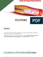 4. Endokrin, Metabolik, Nutrisi - Dislipidemia