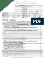 Lista de Cotejo Plan de Contingencia