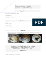 Coconut chutney recipe.docx