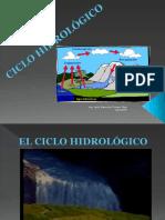 2. El Ciclo Hidrológico 2017-2