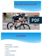 Cyclists Injury & Rehabilitation