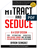 Attract and Seduce Book