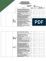 Format Kisi-kisi PTS VII-OK