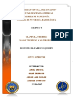 Glandula Tiroides PDF