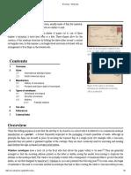 Envelope - Wikipedia