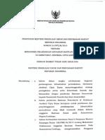 PermenPUPR No 24-2016_Pelaks Anggaran Bantuan Pemerintah