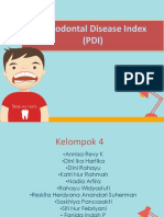 Periodontal Disease Index
