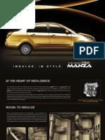 Indigo Manza Brochure