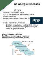 Allergic Diseases - Paula Leary