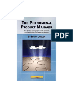 The Phenomenal Product Manager eBook