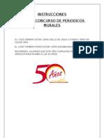 Informe Para Concurso de Periódicos Murales en Olivos
