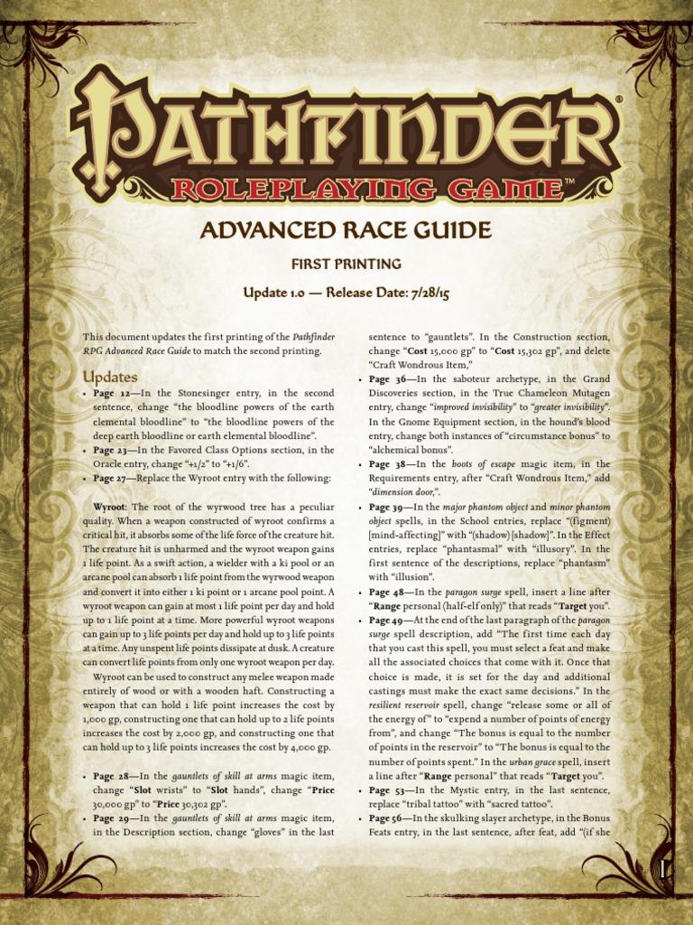 Advanced Race Guide pdf   Trademark   License