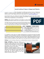 Hapag-LLoyd Flatracks Lashing Guide Nov 2015