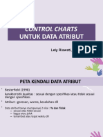 6. Control Chart for Attributes