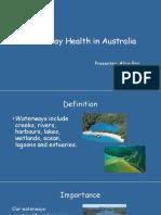 Waterway Health.pptx