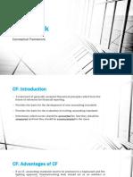 ACCA P2 - 1.Conceptual Framework