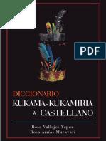Diccionario Kukama-kukamiria Castellano.2