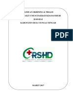 Panduan Skrining Pasien RSHD