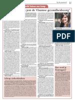 Interview Pallieterke - Yoleen Van Camp