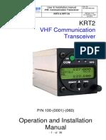 Manual KRT2